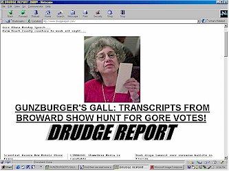 Drudge Homepage
