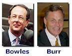 Bowles vs. Burr