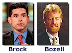 Brock vs. Bozell