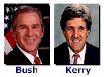 Bush v. Kerry