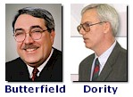 Butterfield vs. Dority
