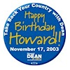 Happy Birthday Howard Dean