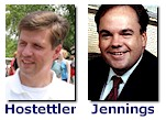 Hostettler vs. Jennings