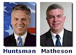 Huntsman vs. Matheson