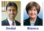 Jindal vs. Blanco