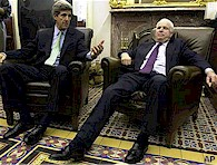 Kerry and McCain