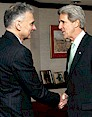 Nader and Kerry