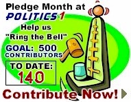 Ring the Bell - Contribute to Politics1