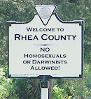 Welcome to Rhea County