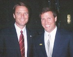 John Edwards and Jim Stork