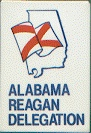 Alabama for Reagan - 1980