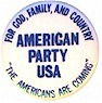 American Party - 1976