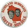 Wisconsin for Carter-Mondale 1976