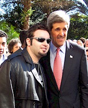 John Kerry and NSYNC