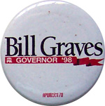 Bill Graves for Governor
