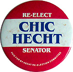 US Sen Chic Hecht