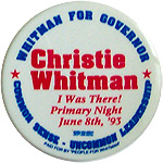 Christie Whitman - 1993