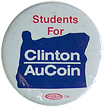 Les AuCoin for US Senate - 1992