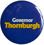 Gov Dick Thornburgh - 1982
