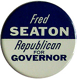Fred Seaton for Governor - 1962