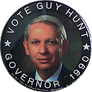 Guy Hunt for Governor - 1990
