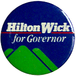 Hilton Wick for Governor