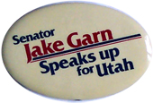 Jake Garn for US Senate - 1986