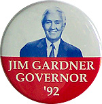 Jim Gardner for Governor 1992