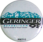 Jim Geringer for Governor