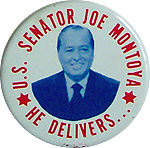 Joseph Montoya for US Senate - 1976