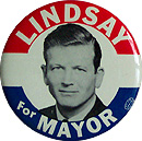 John V Lindsay for NYC Mayor 1965
