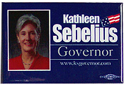 Kathleen Sebelius for Governor - 2006