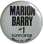 Marion Barry - 1982