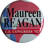 Maureen Reagan for Congress