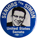 Paul Simon for US Senate