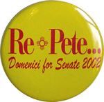 Senator Pete Domenici - 2002