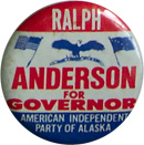 Ralph Anderson for Governor