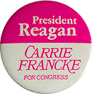 Reagan-Carrie Francke for Congress