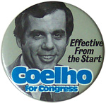 Tony Coelho for Congress - 1978