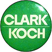 Ed Clark for President / David Koch for VP (Libertarian) 1980