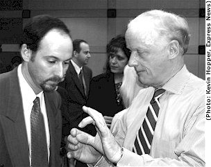 Ron and Governor Keating